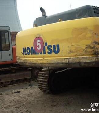小松挖掘机360 7