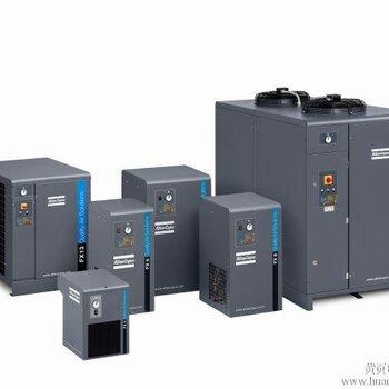 空压机后处理设备-冷冻式干燥机   冷冻式干燥机工作原理:      冷冻