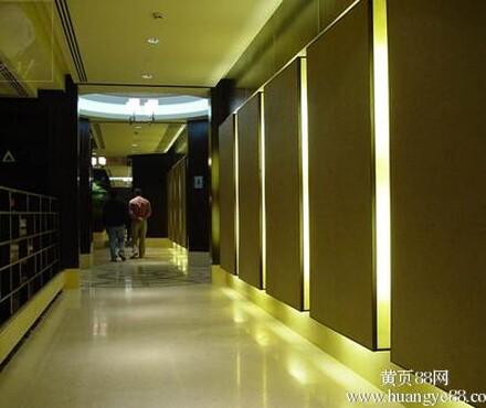 上海卢湾轻钢龙骨吊顶隔墙普安路厂房装修
