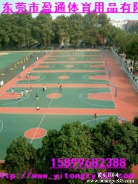 球场施工,江西标准篮球场尺寸,江西网球场施工